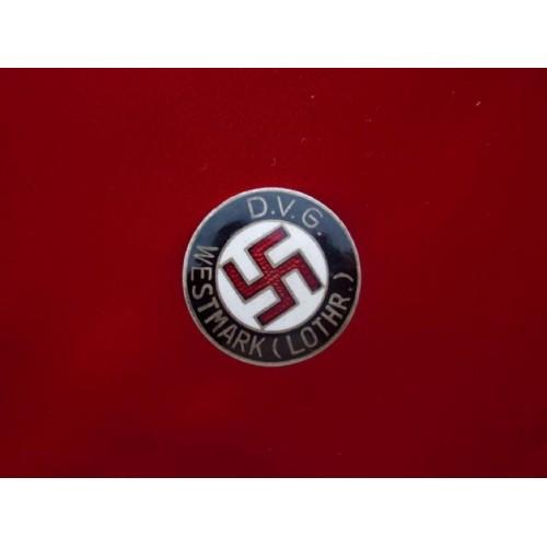 D.V.G. Westmark (Lothr) Pin # 2233