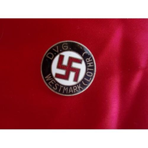 D.V.G. Westmark (Lothr) Pin # 2235