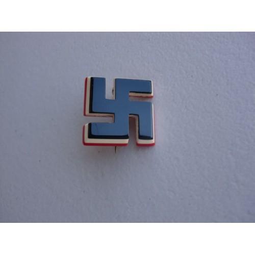 Swastika Pin # 2240