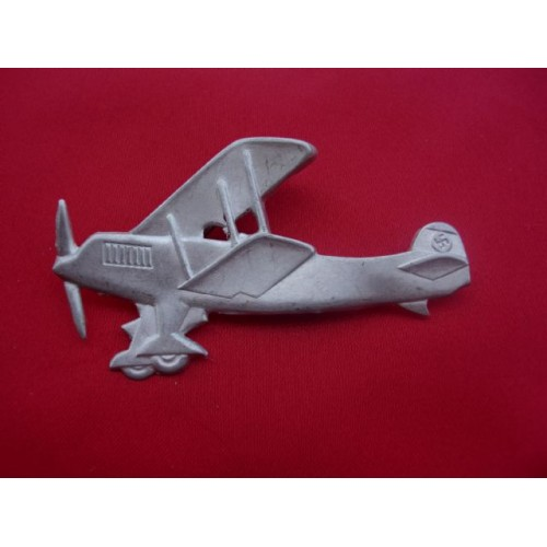 NS BiPlane Album Decor # 2278