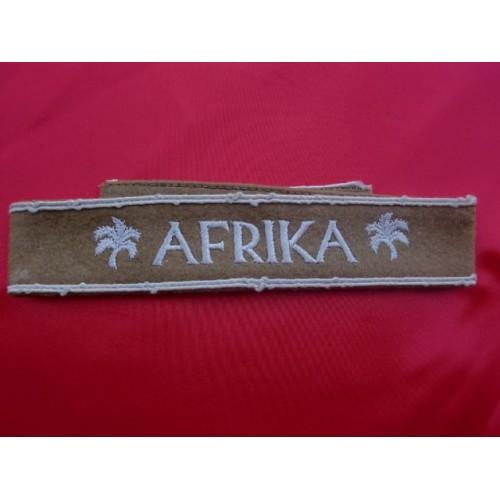 Afrika Cuff Title  # 2280