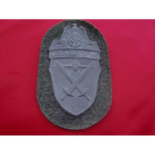 Demjansk Shield # 2281