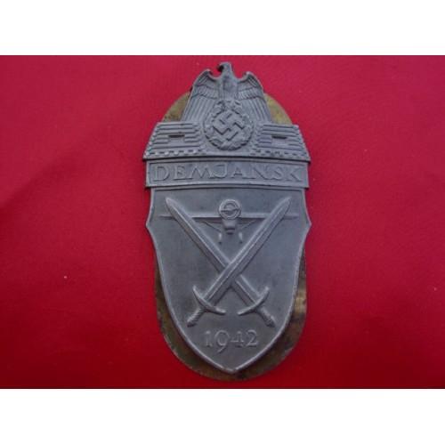 Demjansk Shield # 2285