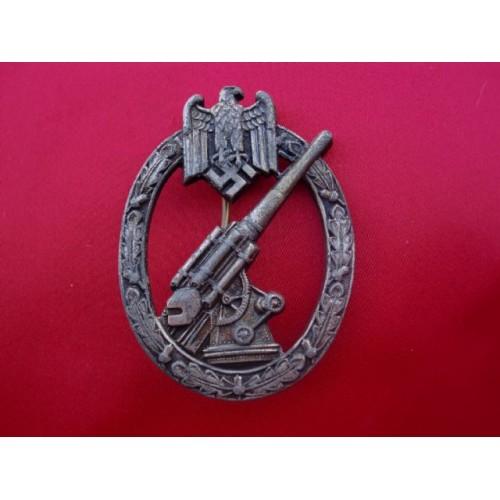 Army Flak Badge # 2287