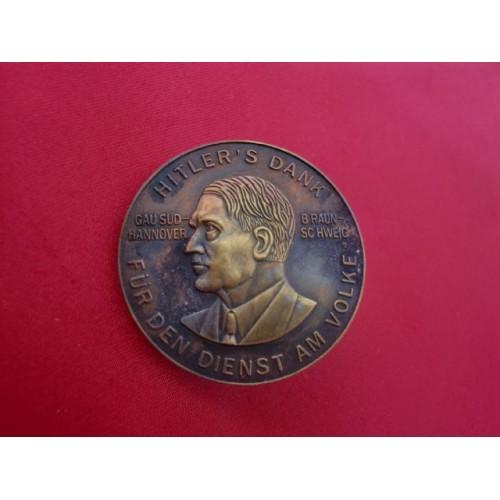 Hitler'ss Dank Pin  # 2301