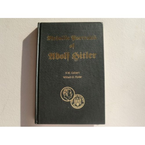 Medallic Portraits of Adolf Hitler  # 2317