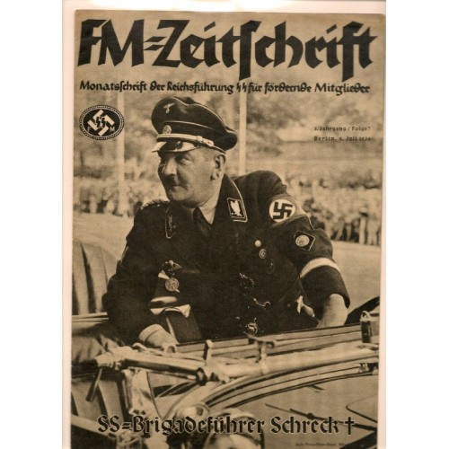 FM Zeitschrift Magazine  # 2327