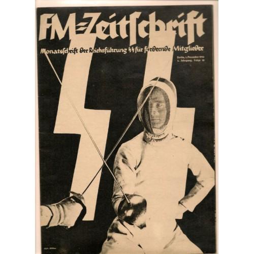 FM Zeitschrift Magazine   # 2328