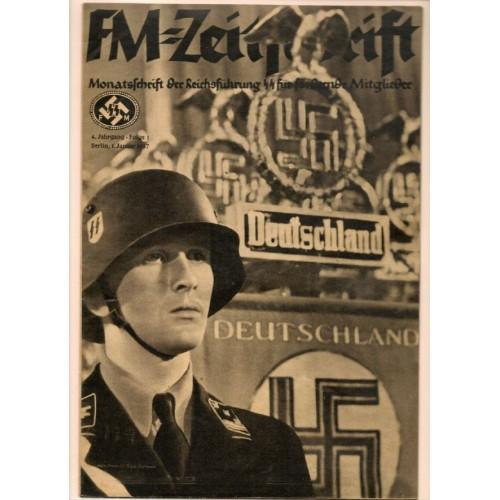 FM Zeitschrift Magazine  # 2329