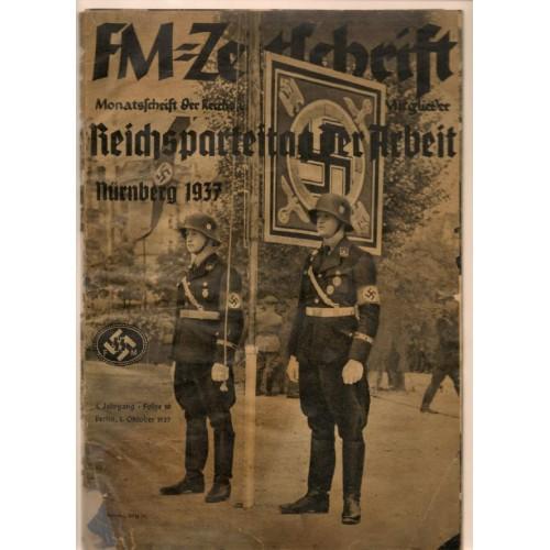 FM Zeitschrift Magazine   # 2330