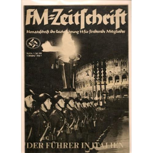 FM Zeitschrift Magazine    # 2331