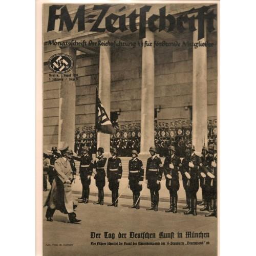 FM Zeitschrift Magazine     # 2332