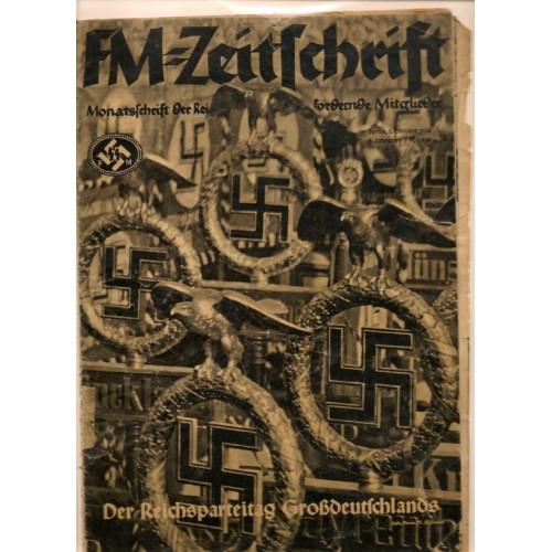 FM Zeitschrift Magazine      # 2333
