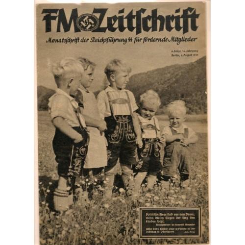 FM Zeitschrift Magazine      # 2334