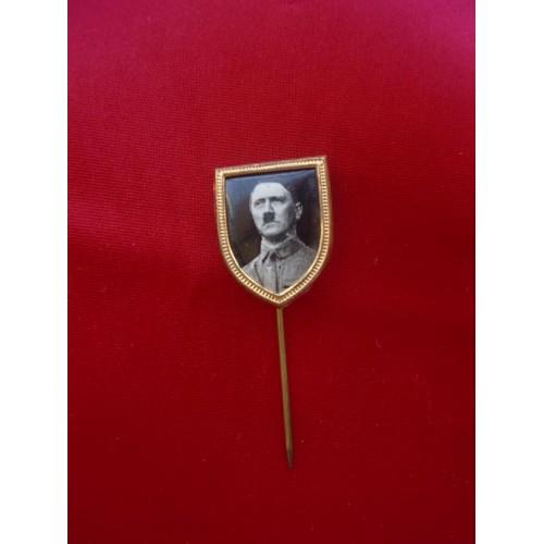Adolf Hitler Stickpin # 2344