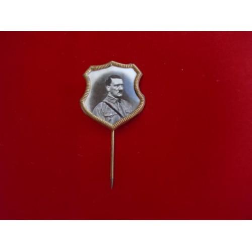 Adolf Hitler Stickpin # 2349