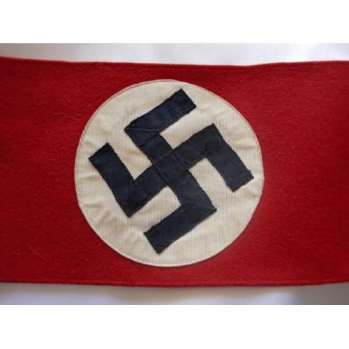 NSDAP Armband # 2362