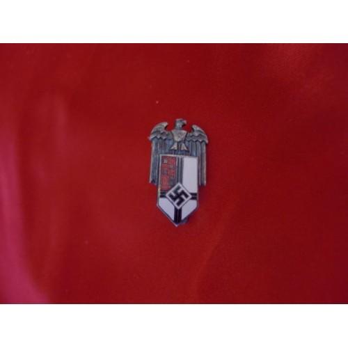 Reichskolonialbund pin  # 2385