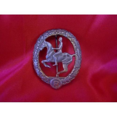 German Rider's Badge  # 2390