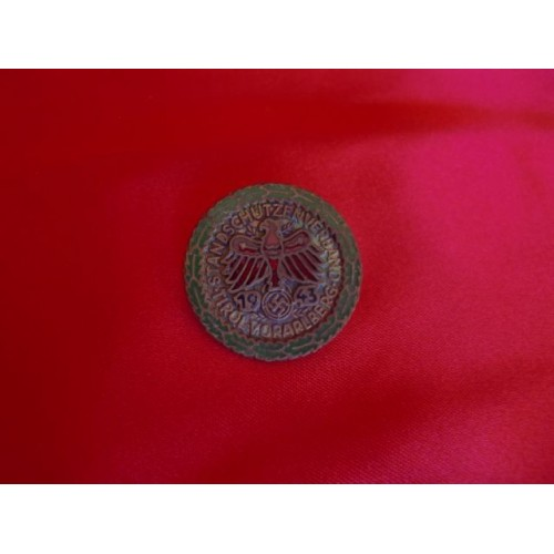 Tirolian Shooting Badge # 2416