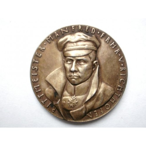 Karl Goetz Manfred von Richthofen Medal # 2433