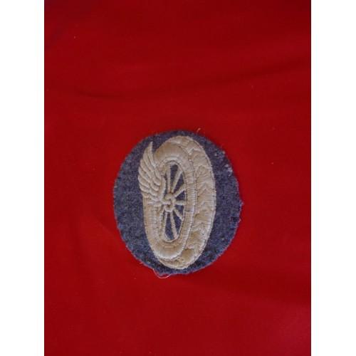 Luftwaffe Motor Transport Badge # 2444