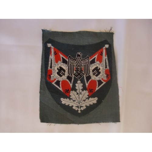 Heer Standard Bearer's Sleeve Patch # 2451