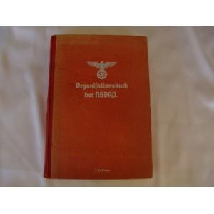 Organisationsbuch der NSDAP  # 2454