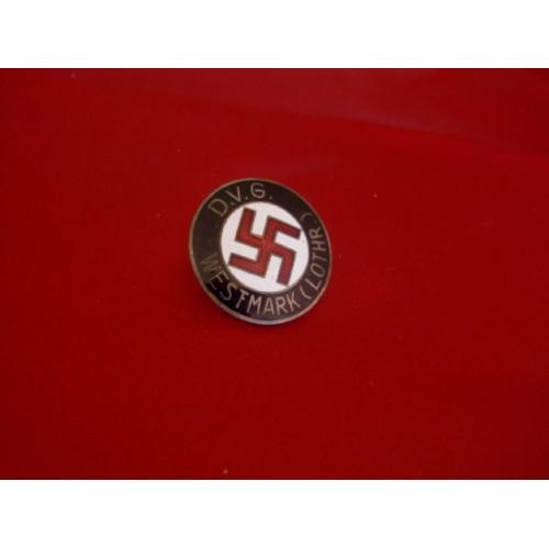 D.V.G. Westmark (Lothr) Pin # 2457