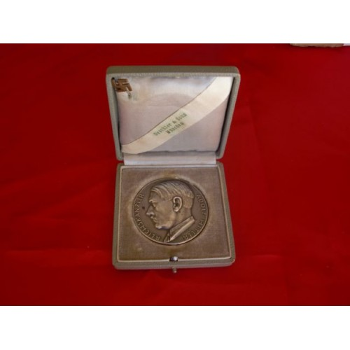 Hitler Medallion # 2459