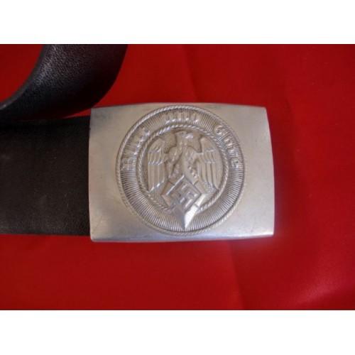 HJ Buckle & Belt # 2463