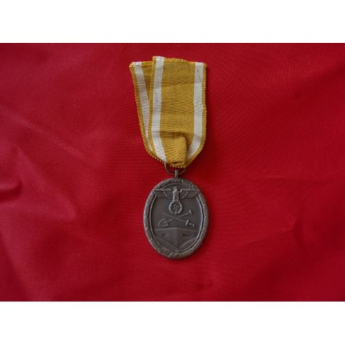 West Wall Medal # 2488