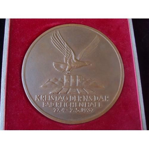 Dem Kreistagsieger Table Medal # 2560