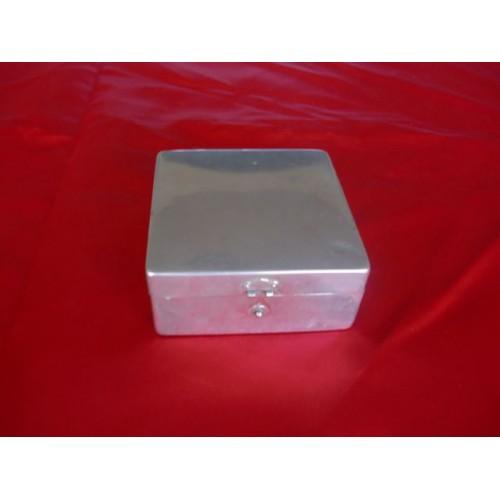 Silver Box  # 2589