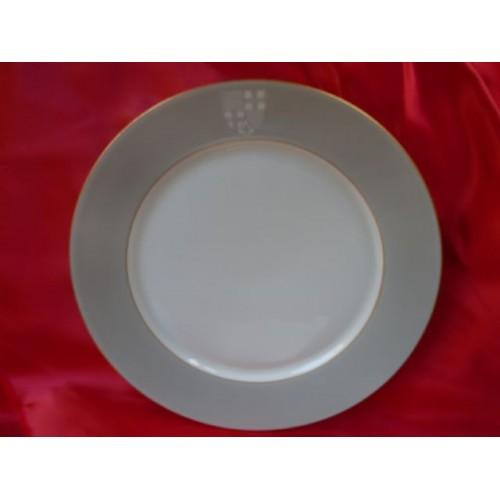 Goebbel's Dinner Plate  # 2603