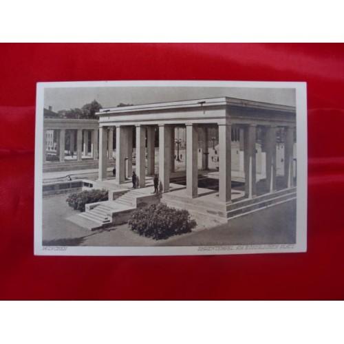 Munich NSDAP Martyr Temple # 2615