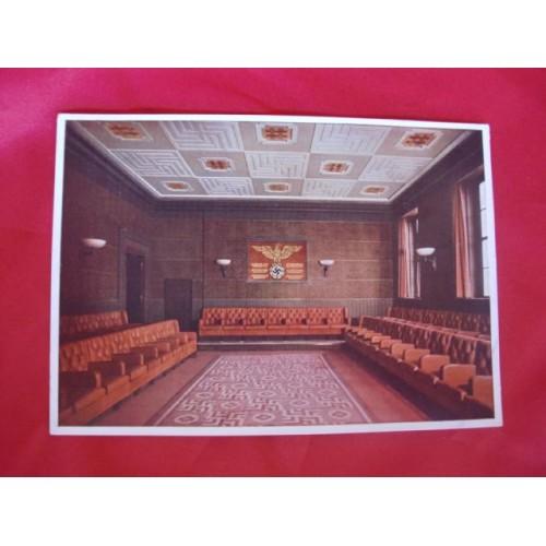 NSDAP Braunes Haus Postcard # 2617