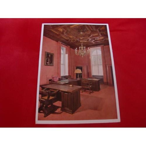 NSDAP Braunes Haus Postcard   # 2619
