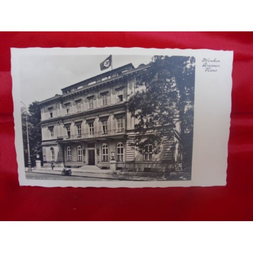 München Braunes Haus Postcard # 2620