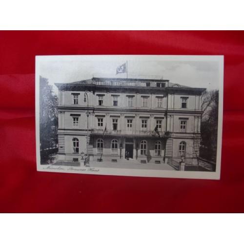 München Braunes Haus Postcard  # 2621