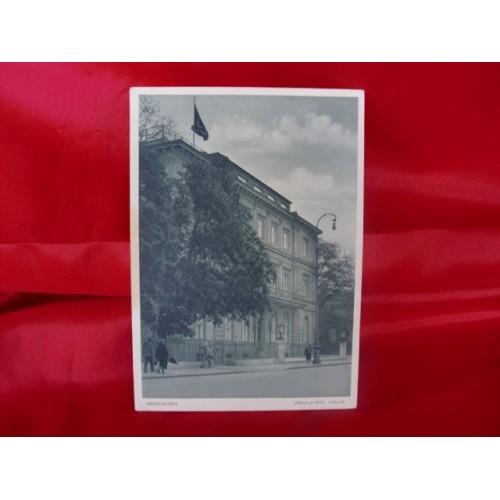 München Braunes Haus Postcard   # 2622
