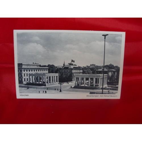 München NSDAP Enrentempel Temple  # 2623