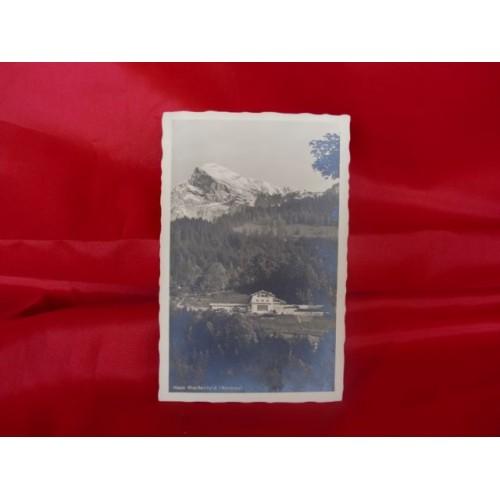 Berghof Obersalzberg Postcard  # 2624