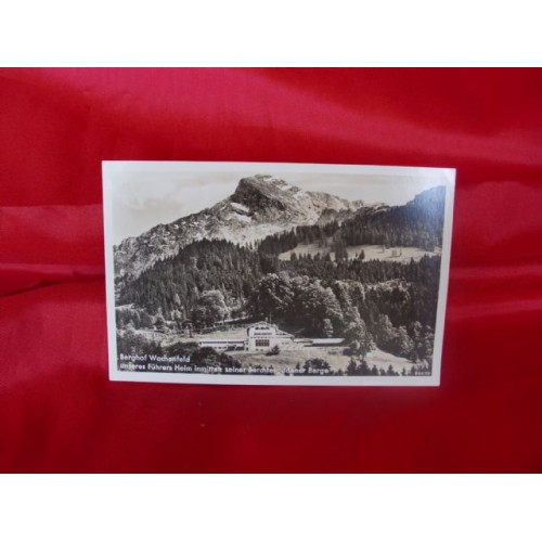 Berghof Obersalzberg Postcard   # 2625