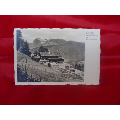 Berghof Obersalzberg Postcard   # 2626