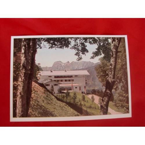 Berghof Wachenfeld Postcard # 2627