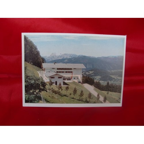 Berghof Wachenfeld Postcard  # 2628