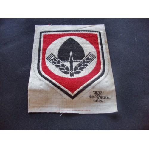 RAD Sport's Shirt Insignia # 2661