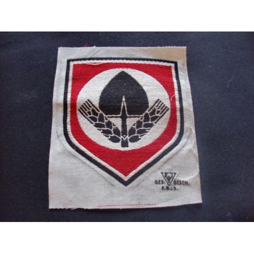RAD Sport's Shirt Insignia # 2662