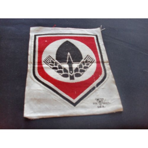 RAD Sport's Shirt Insignia  # 2663